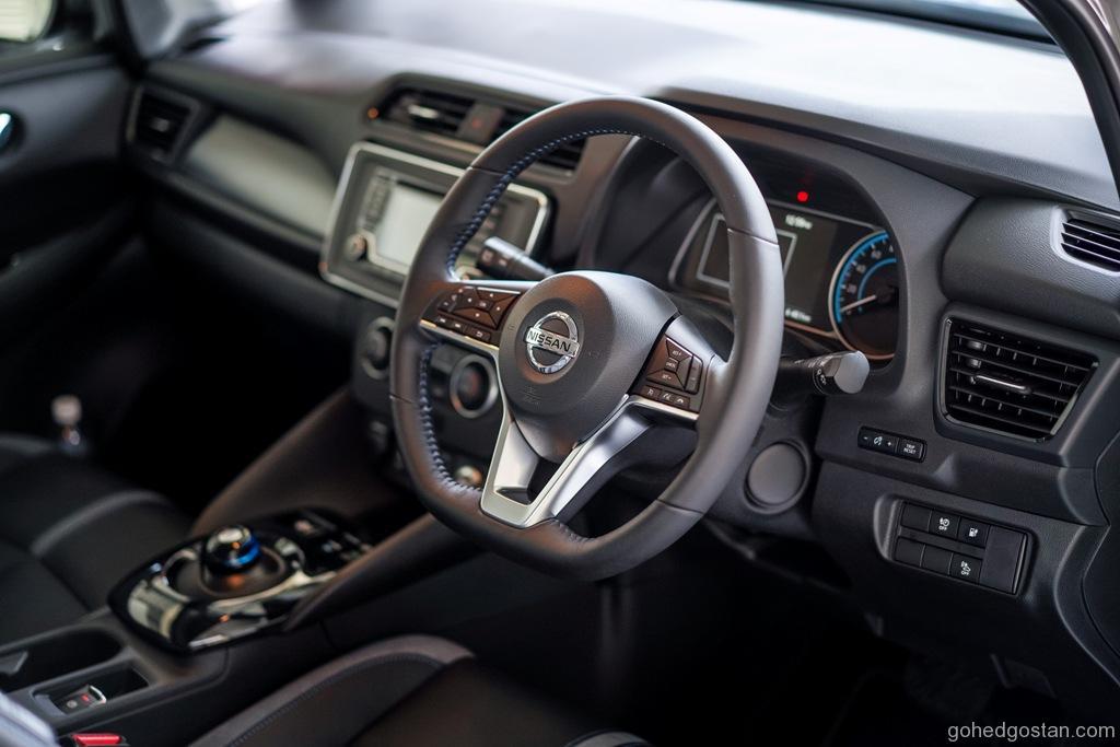 Nissan LEAF Pandu Uji