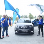 By PROTON management - Flag off session