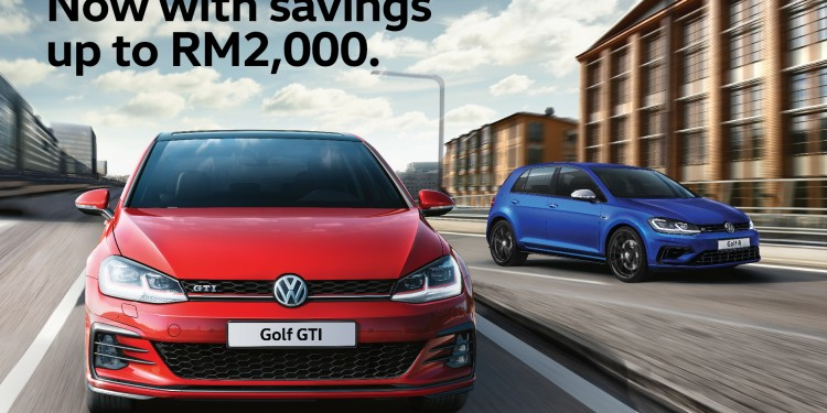 Golf GTI+R Rebates