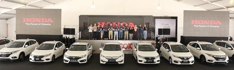 Honda 900,000 10
