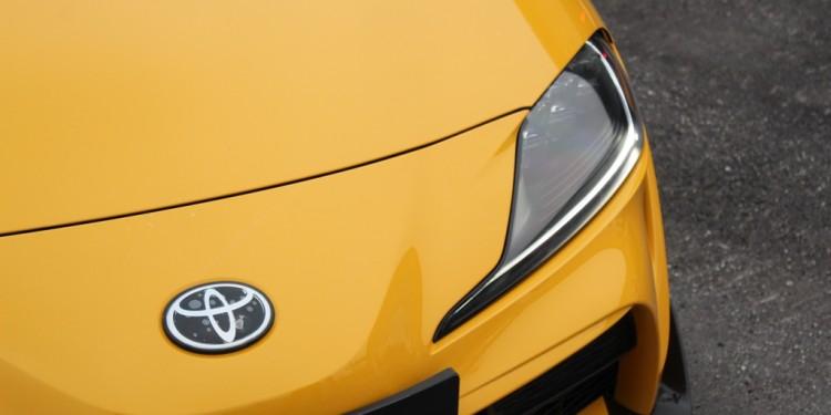 Toyota GR Supra Malaysia