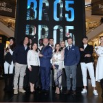 Mr Tong Chee Wei (GM of Bell & Ross Asia), Ms Kung Suan Ai (Marketing Director, Pavilion KL), Mr Carlos Rosillo (President, CEO and Co Founder, Bell & Ross), Tengku Zatasha, Dato Setia' Aubry Manneson