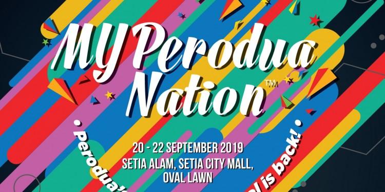 MyPerodua Nation