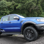 Ford Ranger Raptor 1