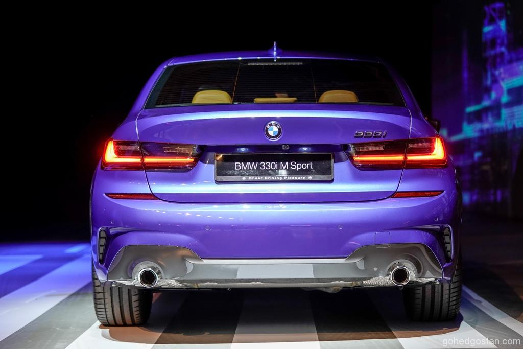 The New BMW 330i M Sport (10)