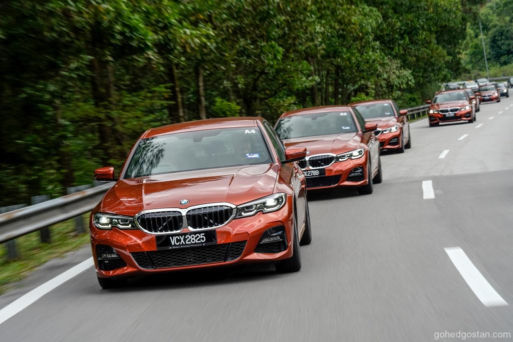 The New BMW 330i M Sport (14)