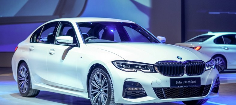 The New BMW 330i M Sport (6)