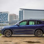 The New BMW X3 xDrive30i with M Sport Package (3)