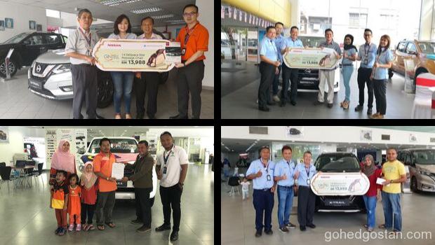 Nissan Winners