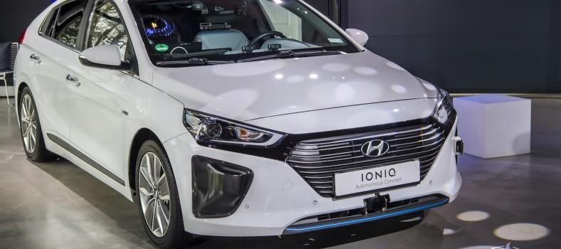 Autonomous IONIQ 9