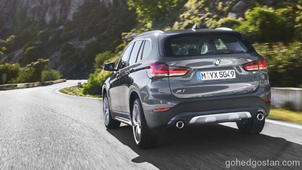 BMW Sales Up 1