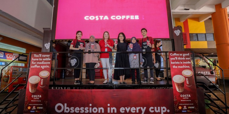 Costa Coffee 1