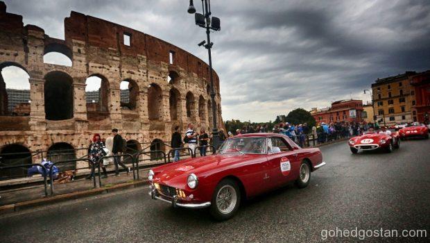 Ferrari Cavalcade 1