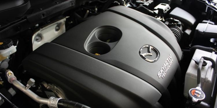 Mazda CX-8 Pandu Uji