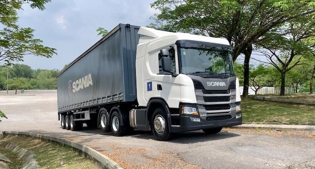 Scania 11