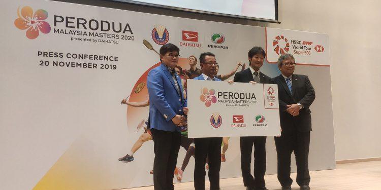 Perodua Malaysia Masters 2