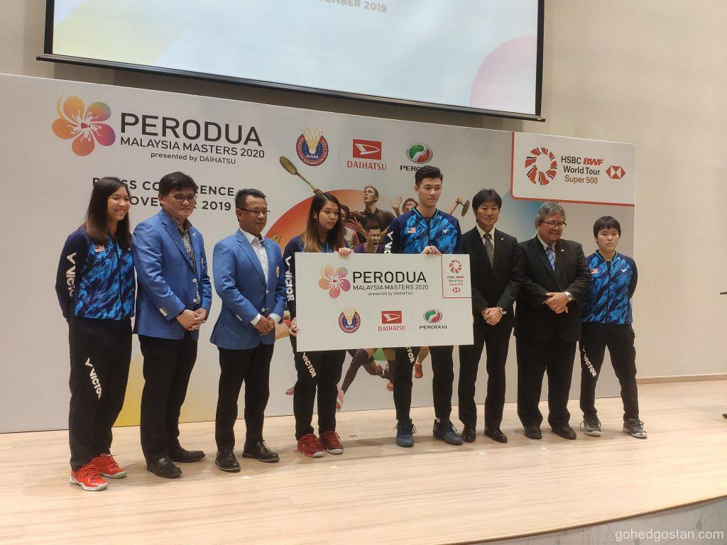 Perodua Malaysia Masters 1