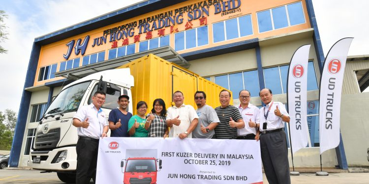 UD Trucks and TCIE 1