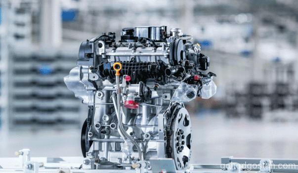 Enjin Geely Volvo 1