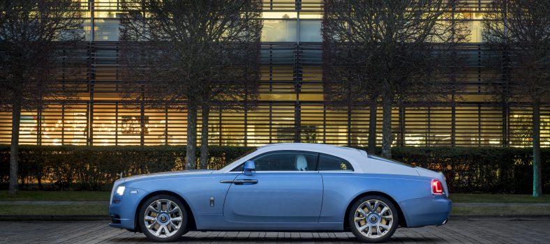 Rolls Royce Wraith 1