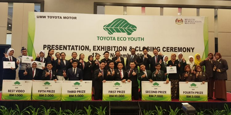Toyota Eco Youth Edisi ke-19 1