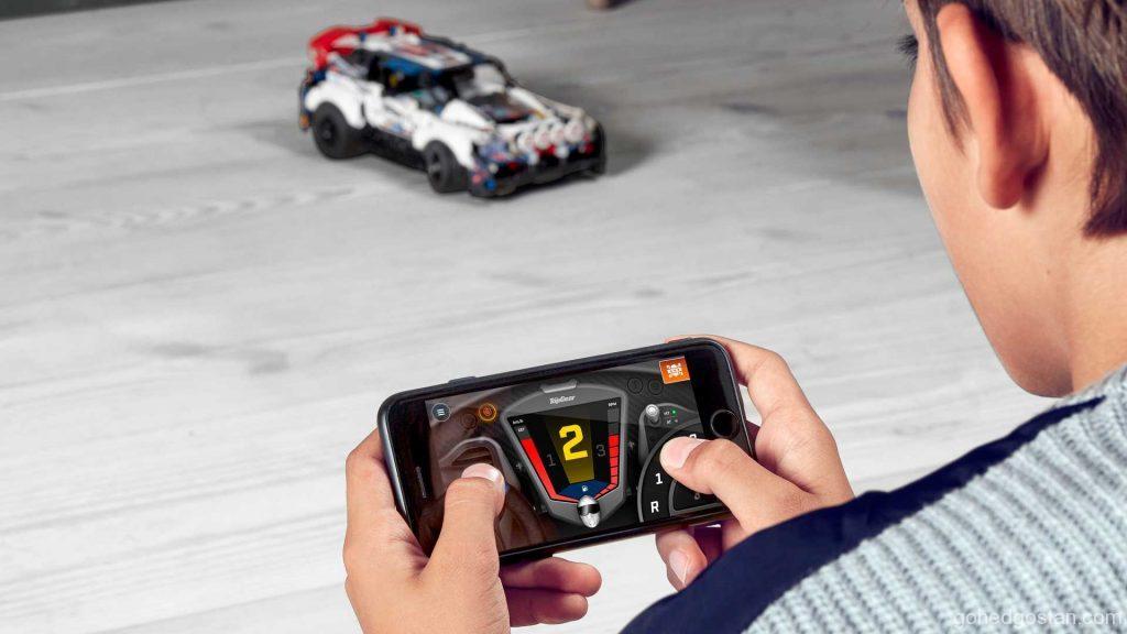 Set Kereta Rali Lego Technic Top Gear Diperkenalkan ...