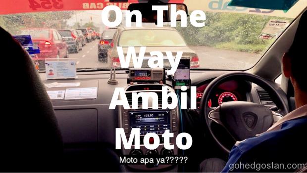 Ambil Delivery Moto 1