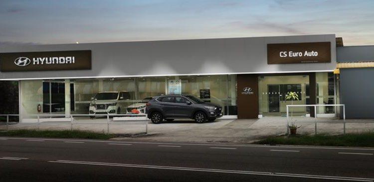 CS Euro Hyundai 3S Centre Storefront