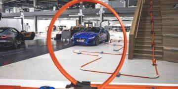 Hot Wheels Jaguar 1