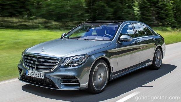 Mercedes W222 S-Class 1