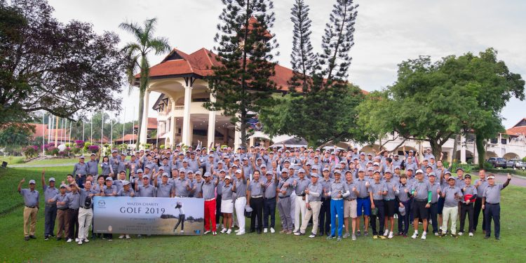 The 7th Mazda Charity Golf Tournamnet 2019 - 1