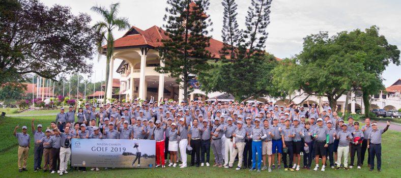 The 7th Mazda Charity Golf Tournamnet 2019 - 1