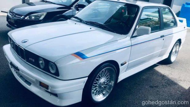 BMW-E30-M3 1