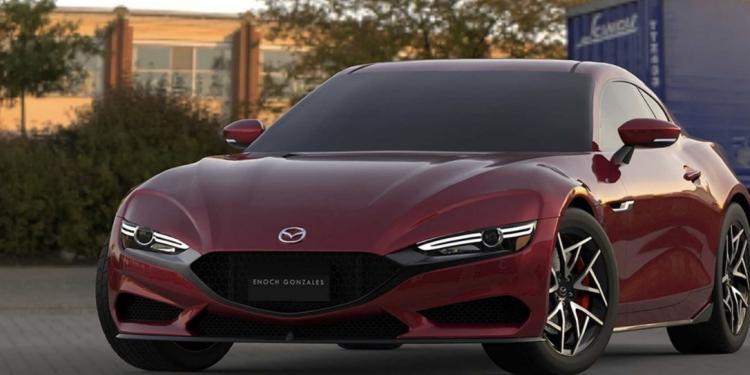 Mazda RX-7 2021 1
