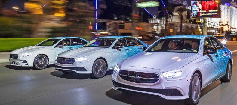 Geely Beli Mercedes 1
