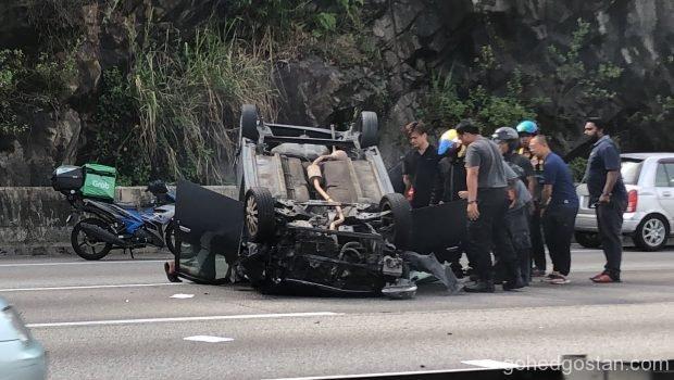 Kemalangan PLUS-highway 1