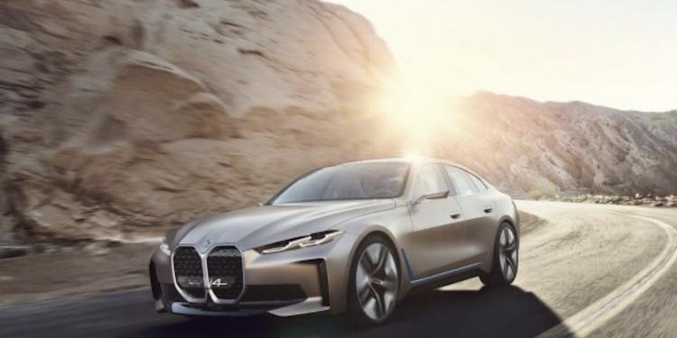 Konsep BMW i4 1