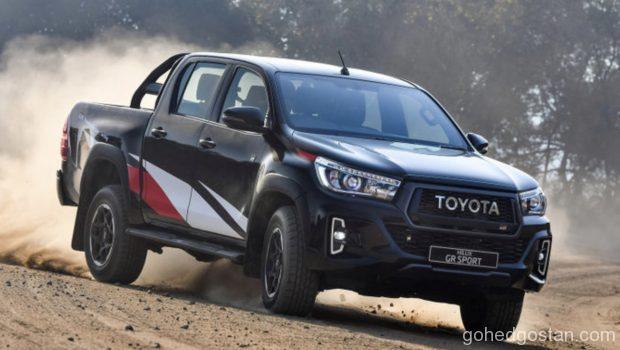 Toyota GR Hilux 1