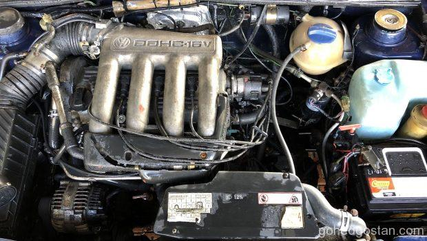 VW-G80-engine DIY 1