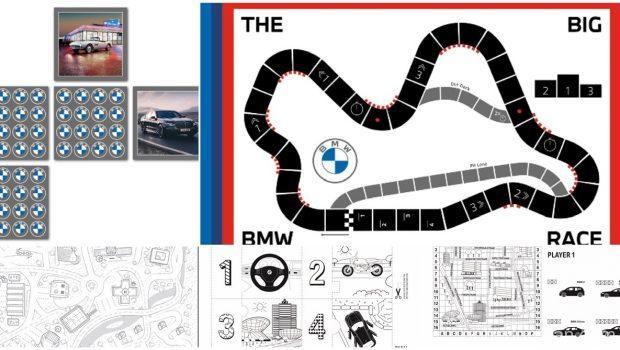 BMW Board Games 1