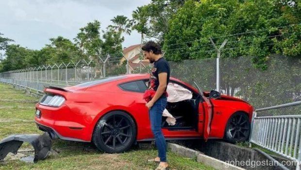Kemalangan Mustang 1