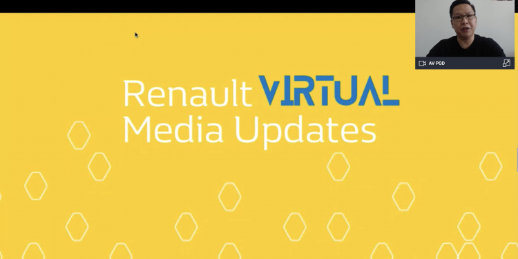 Renault Virtual Media Update 1