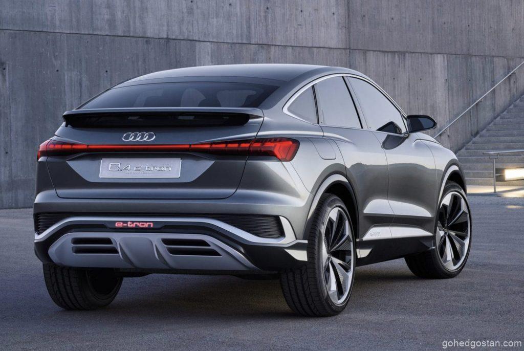 Konsep e-tron Electric Audi Q4 Sportback | Gohed Gostan