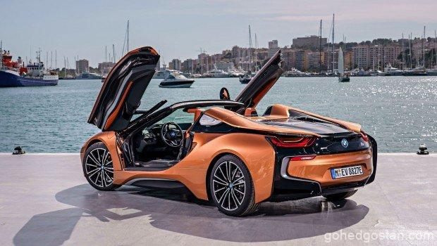 BMW-i 10 years - i8 by the harbour.1