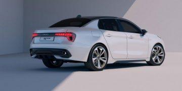 Geely-Volvo Alliance - lynkco sedan - 1.0