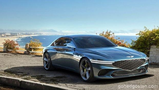 Genesis X Concept - front right -1.0