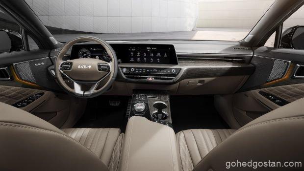 Kia K8 - Interior - 1.0