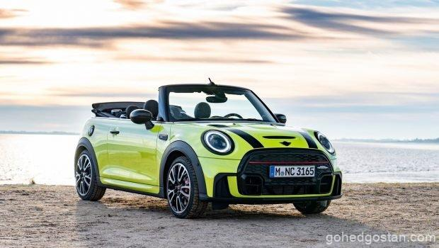 MINI JCW Convertible - front right - 1.0