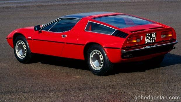Maserati Bora - back left - 1.0