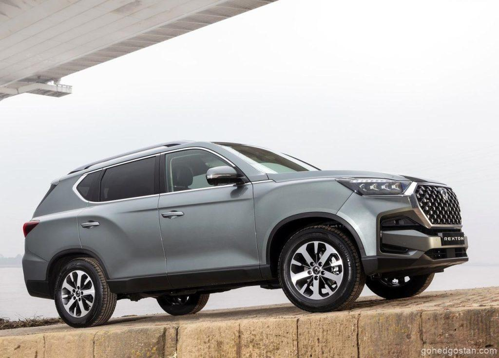 SsangYong-Rexton-front-right-low-7.0